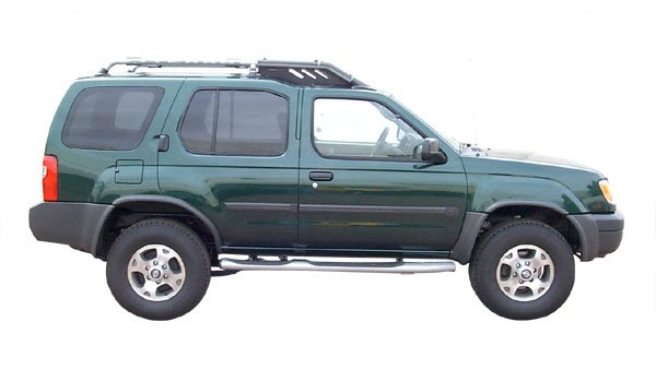 2000 nissan xterra information and photos momentcar. Black Bedroom Furniture Sets. Home Design Ideas