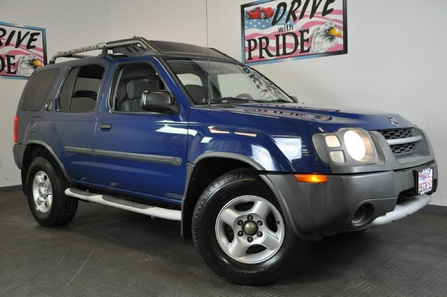 2003 Nissan Xterra Blue | 200+ Interior and Exterior Images