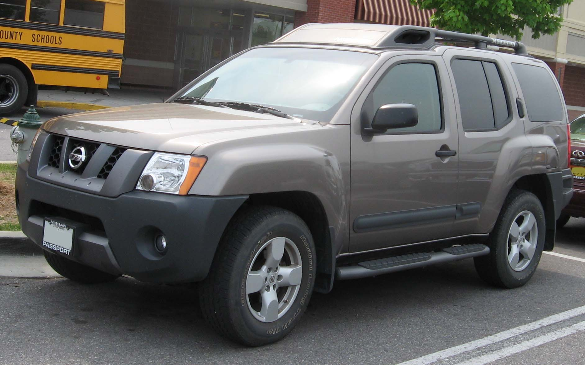 2007 nissan xterra information and photos momentcar. Black Bedroom Furniture Sets. Home Design Ideas
