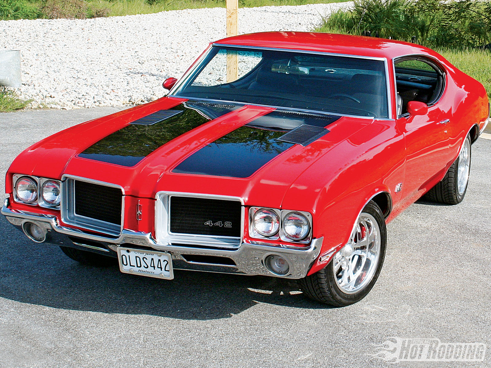 Oldsmobile Cutlass F-85 http://www.musclecardefinition.com ...