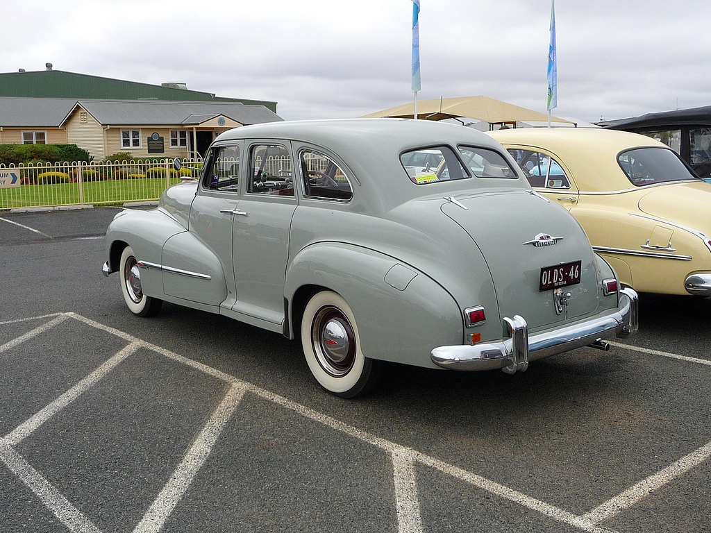 1946 oldsmobile 66 information and photos momentcar