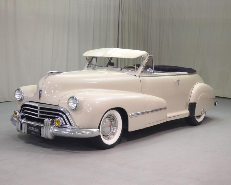 1948 Oldsmobile 66 Information And Photos Momentcar