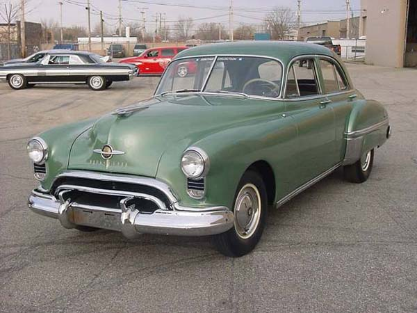 1950 oldsmobile 76 information and photos momentcar for 1950 oldsmobile 4 door