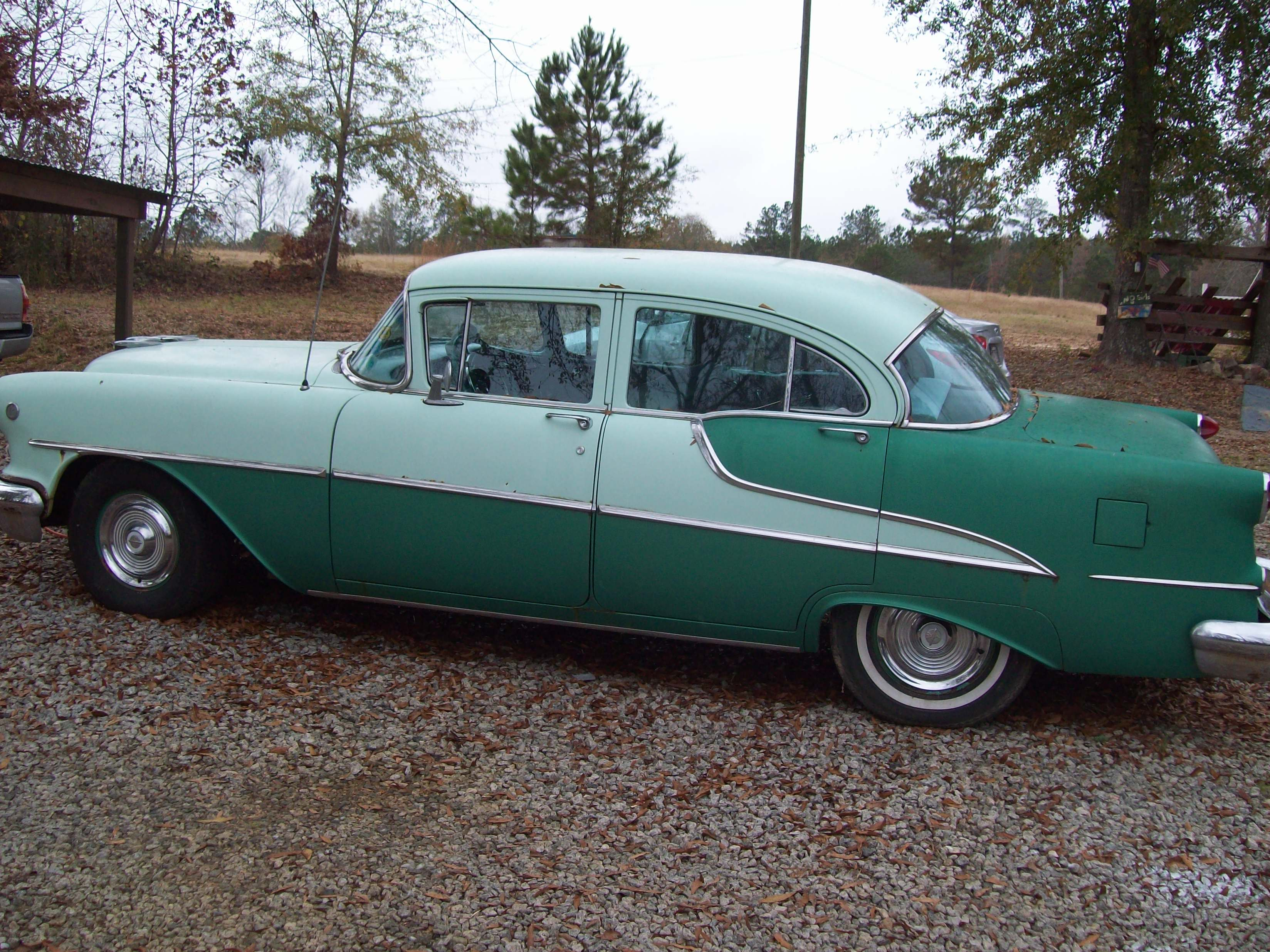 1955 Oldsmobile 88 Information And Photos Momentcar