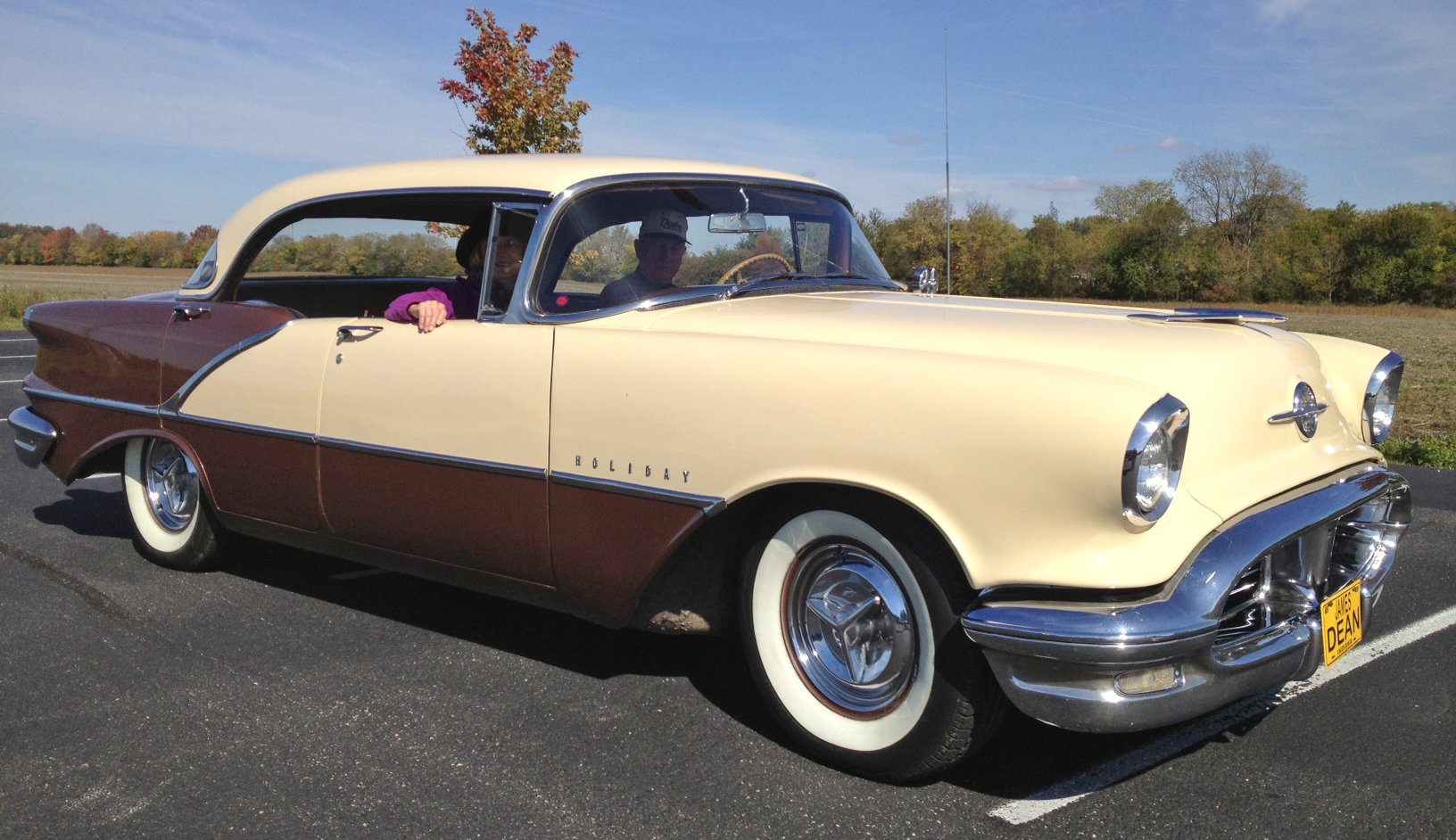 1956 Oldsmobile 88 Information And Photos Momentcar