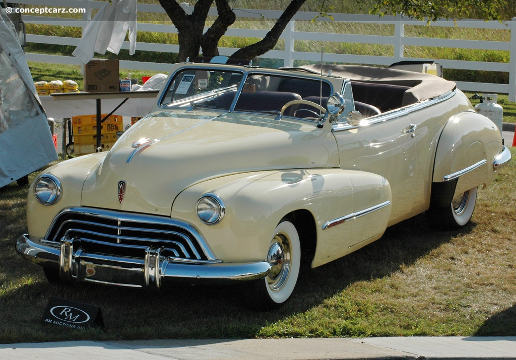 1946 Oldsmobile 98 Information And Photos Momentcar