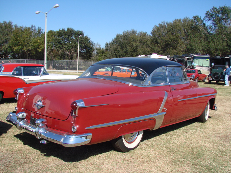 1952 Oldsmobile 98 Information And Photos Momentcar