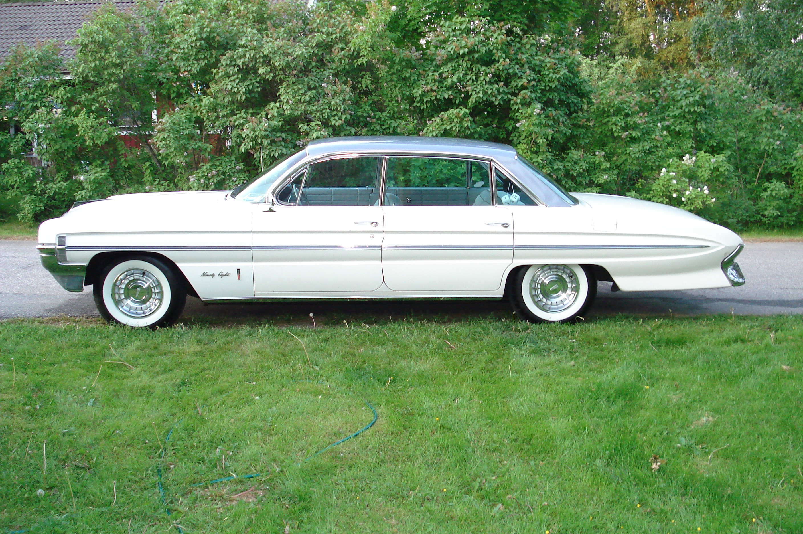 1961 Oldsmobile 98 Information And Photos Momentcar