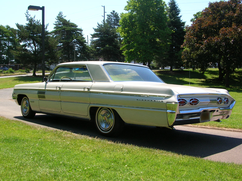 1962 oldsmobile 98 information and photos momentcar