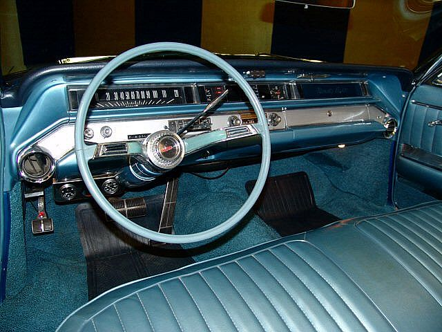 1964 Oldsmobile 98 Information And Photos Momentcar