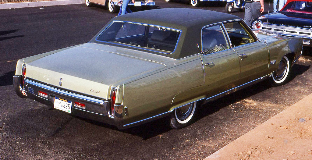 1969 Oldsmobile 98 Information And Photos Momentcar