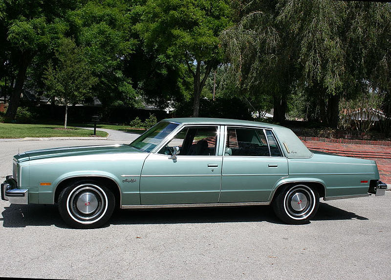 1977 Oldsmobile 98 Information And Photos Momentcar