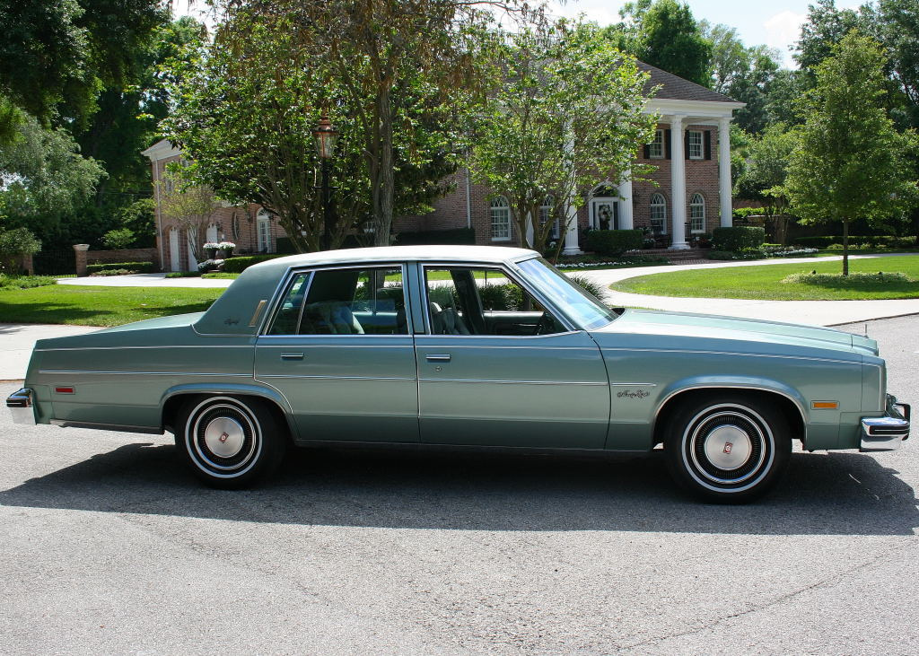 1977 Oldsmobile 98 - Information and photos - MOMENTcar
