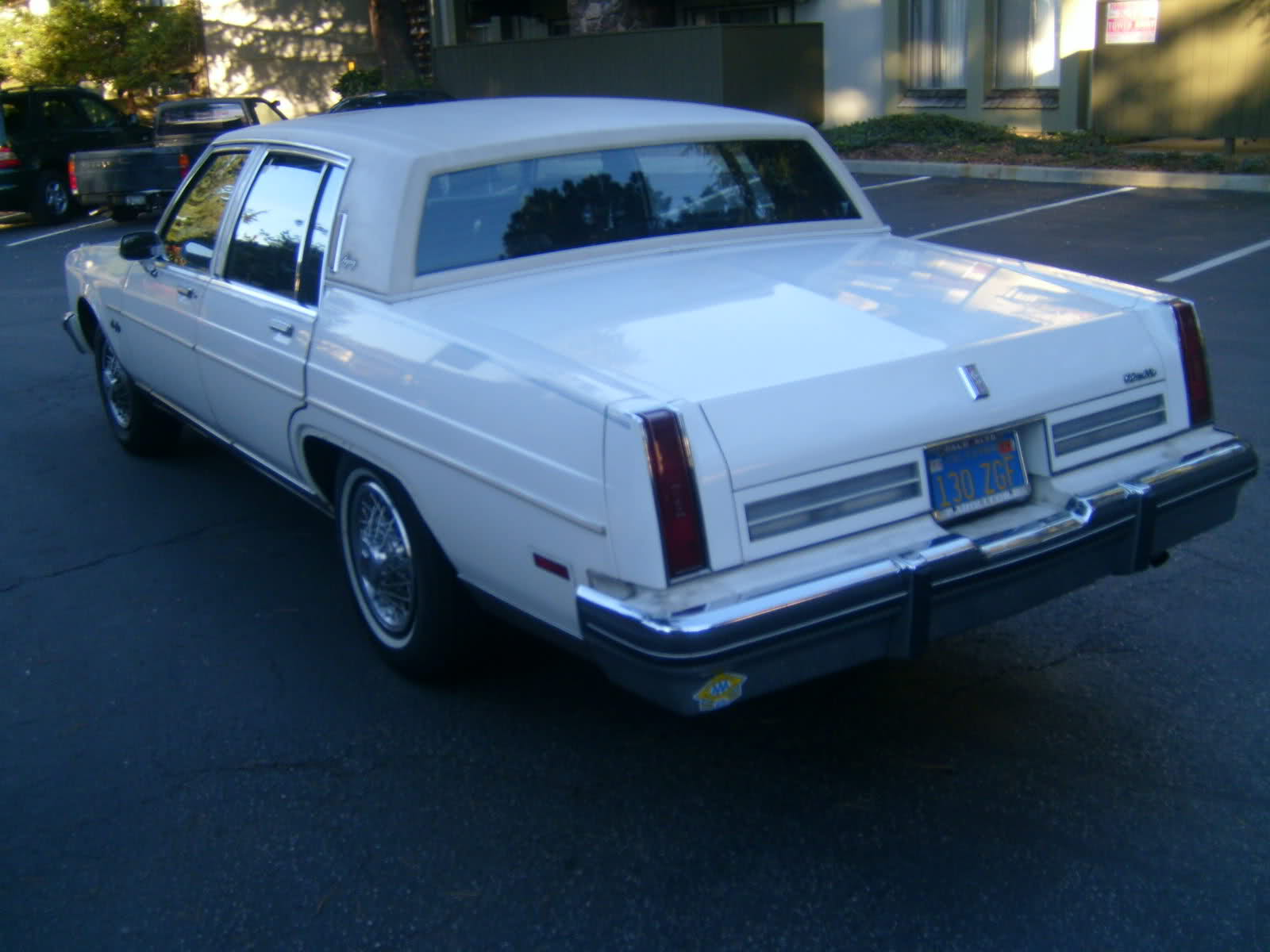 1980 Oldsmobile 98 Information And Photos Momentcar