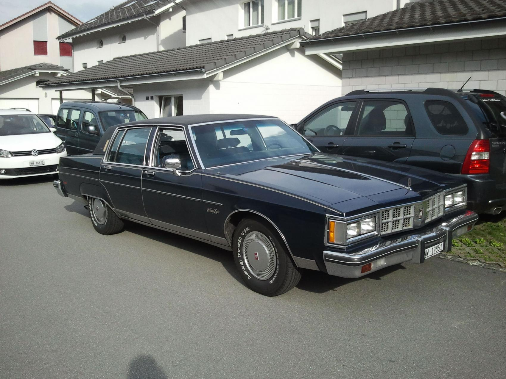 1981 Oldsmobile 98 Information And Photos Momentcar