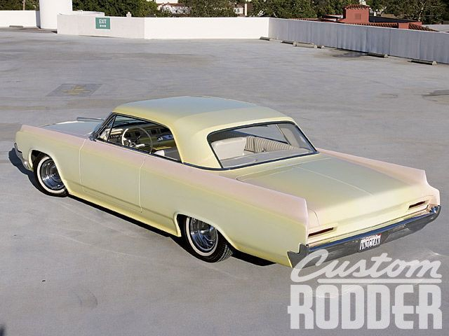 Oldsmobile Custom 1964 #2