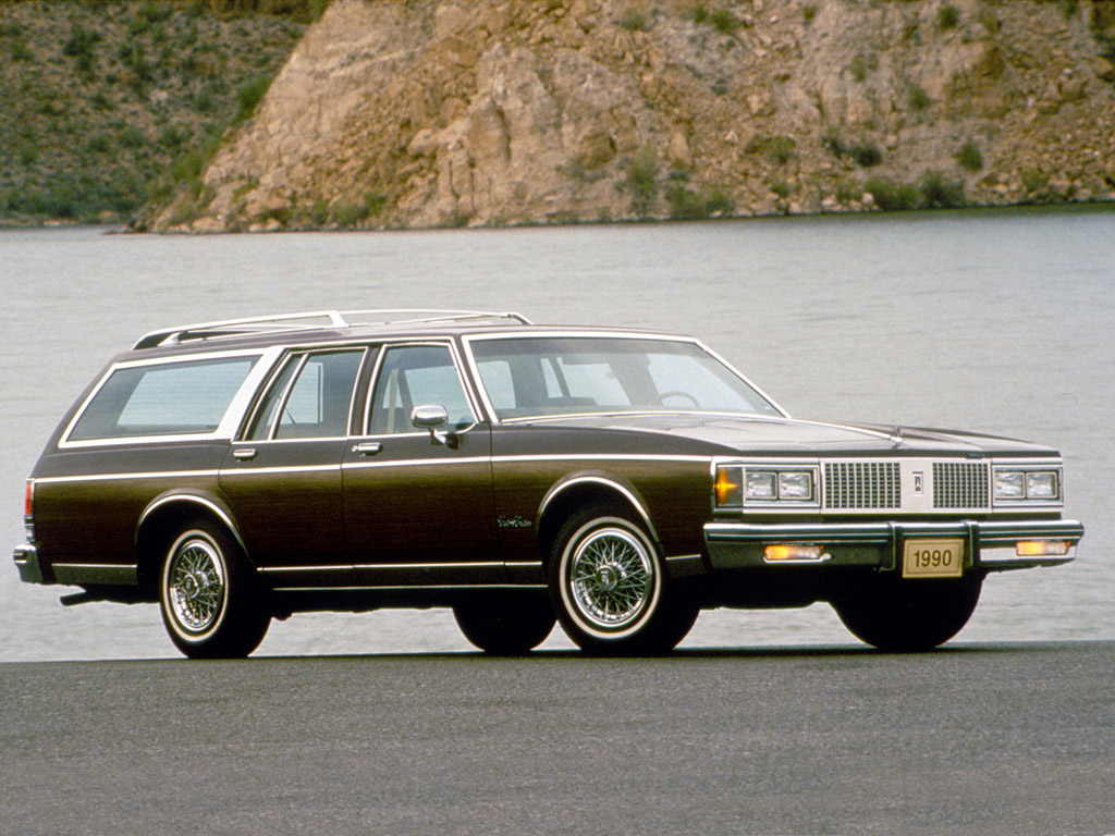 Oldsmobile Custom Cruiser 1986 #5