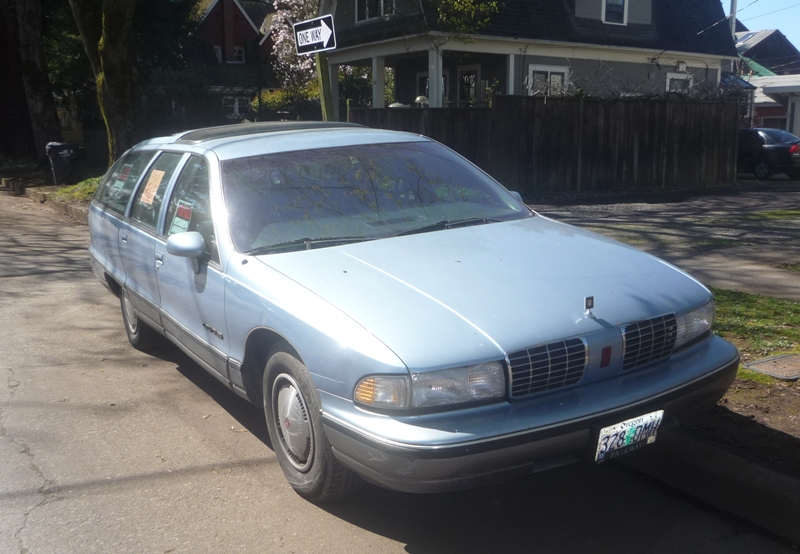 Oldsmobile Custom Cruiser 1992 #1