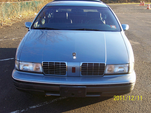 Oldsmobile Custom Cruiser 1992 #11