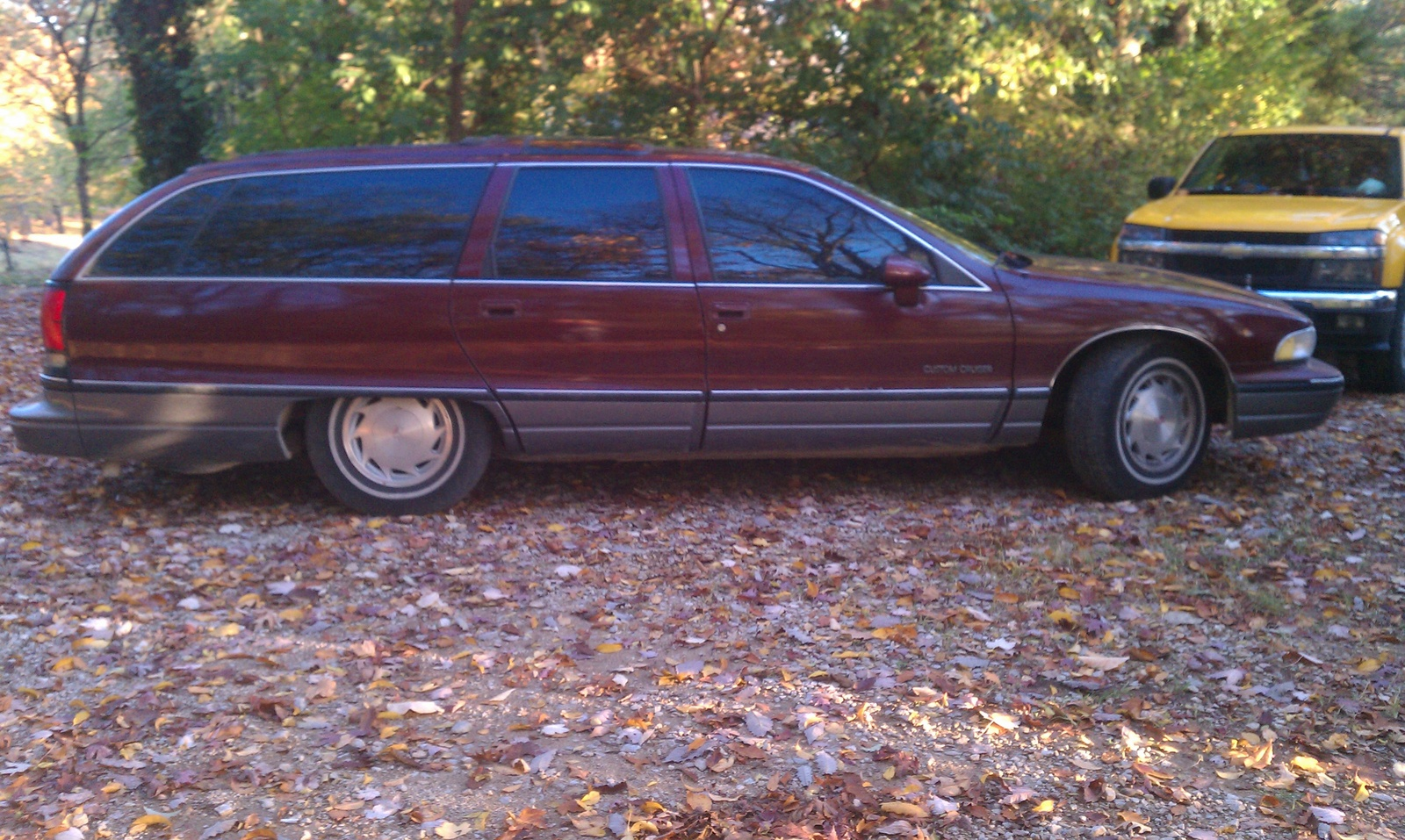 Oldsmobile Custom Cruiser #11