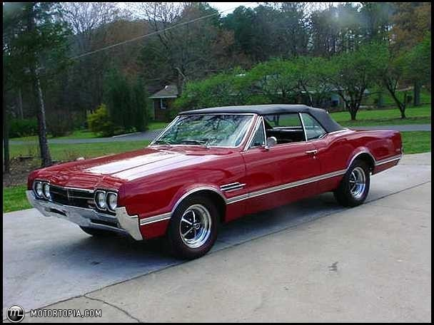 1966 Oldsmobile Cutlass  Information and photos  MOMENTcar