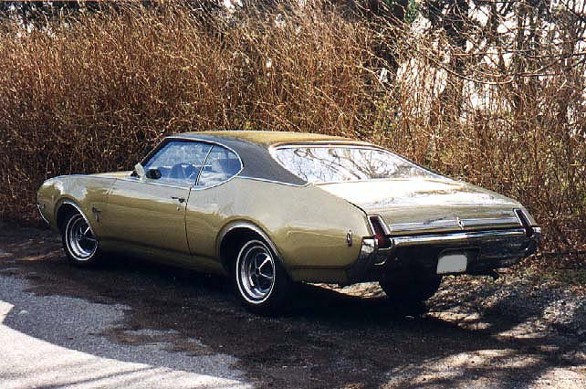 1969 Oldsmobile Cutlass Information And Photos Momentcar
