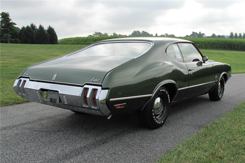 1970 Oldsmobile Cutlass Information And Photos Momentcar