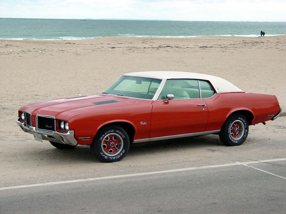 1972 Oldsmobile Cutlass Information And Photos Momentcar