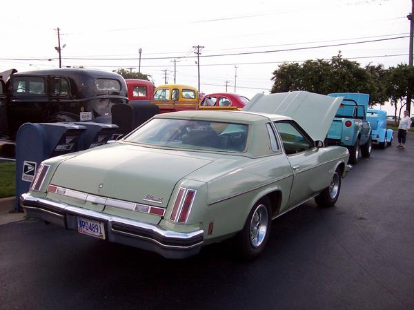 1974 oldsmobile cutlass information and photos momentcar for 1974 oldsmobile cutlass salon for sale