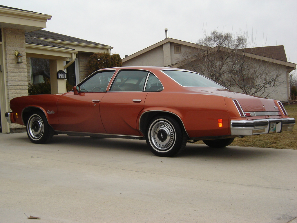 1975 Oldsmobile Cutlass Information And Photos Momentcar