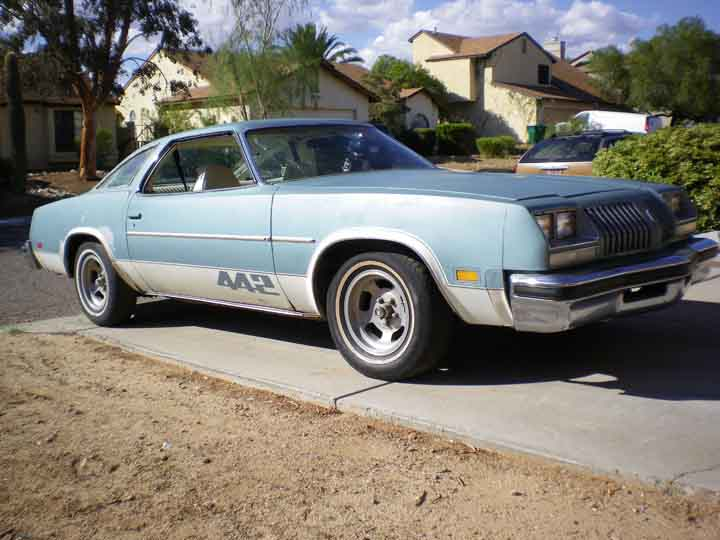 1976 Oldsmobile Cutlass Information And Photos Momentcar