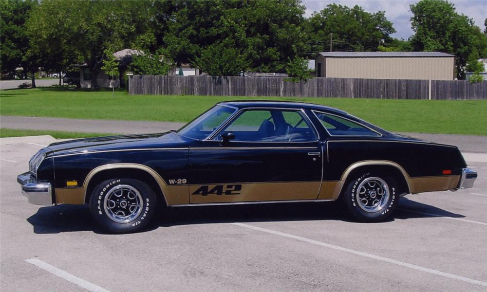 Oldsmobile Cutlass 1977 #4