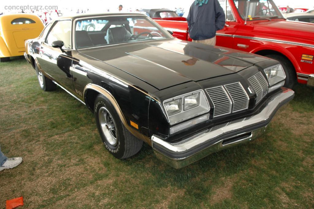 Oldsmobile Cutlass 1977 #6