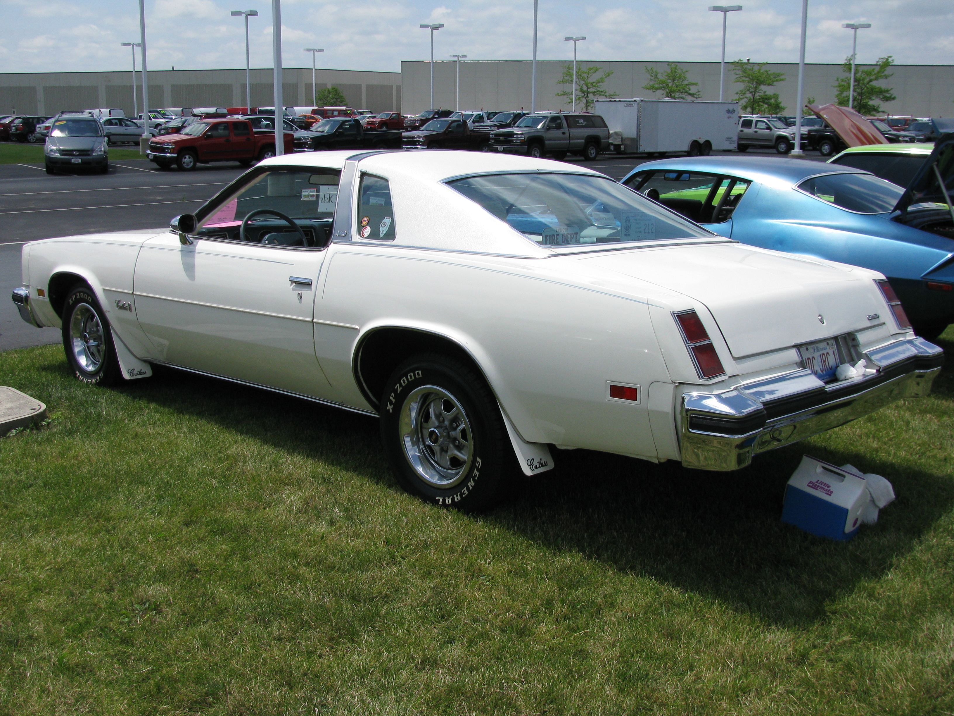 Oldsmobile Cutlass 1977 #9