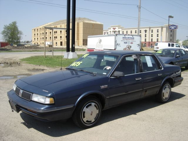 1991 oldsmobile cutlass ciera information and photos momentcar