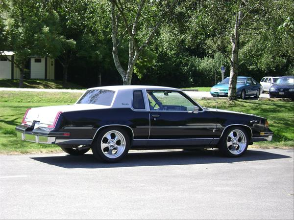 1987 oldsmobile cutlass salon information and photos for 85 cutlass salon