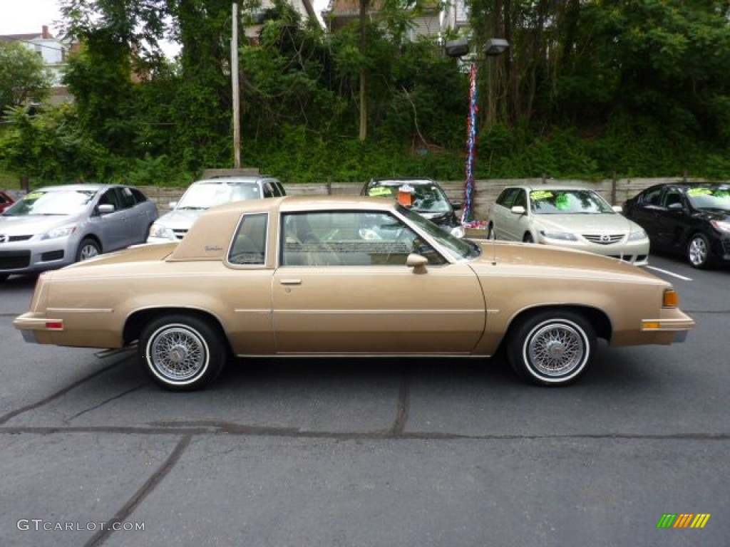 1987 Oldsmobile Cutlass Supreme Information And Photos