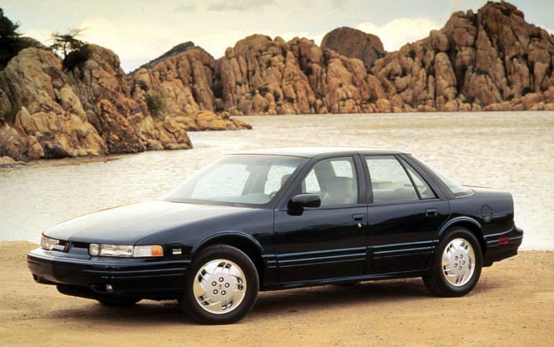 Oldsmobile Cutlass Supreme 1995 #5