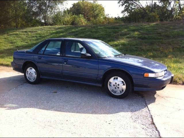 Oldsmobile Cutlass Supreme 1995 #7