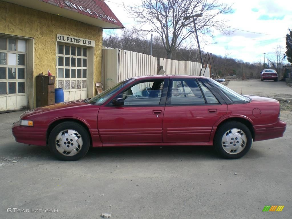 Oldsmobile Cutlass Supreme 1995 #11