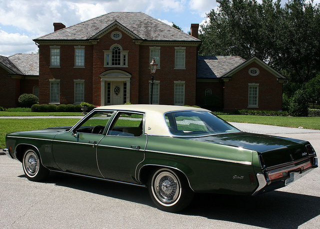 1972 Oldsmobile Delta 88 Information And Photos Momentcar
