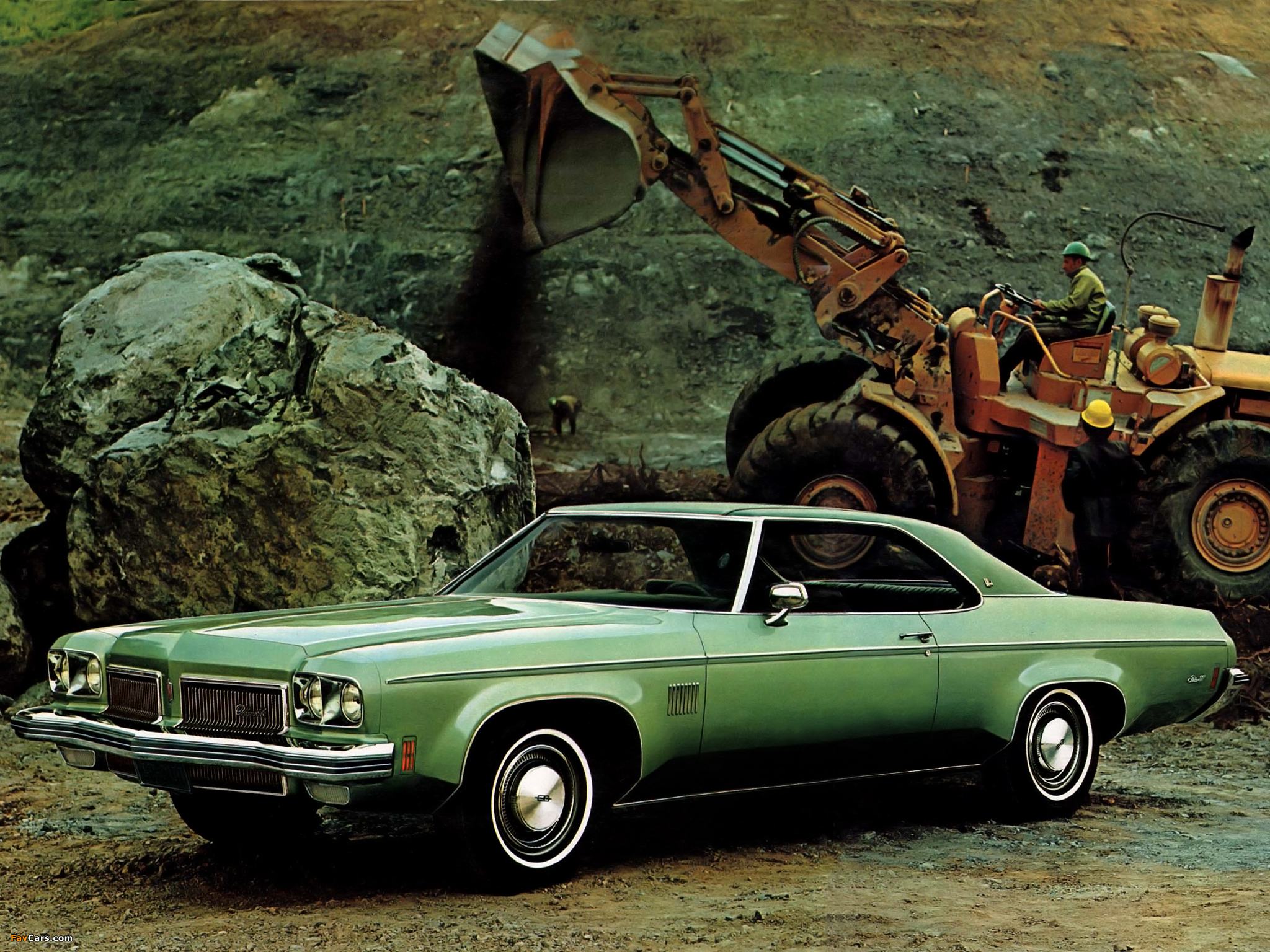 1973 Oldsmobile Delta 88 Information And Photos Momentcar