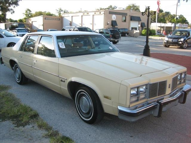 1977 Oldsmobile Delta 88 Information And Photos Momentcar