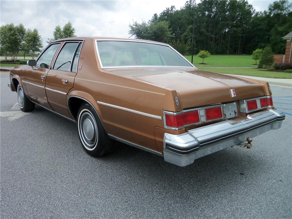 old_skool_royale 1979 Oldsmobile Delta 88 Specs, Photos ...