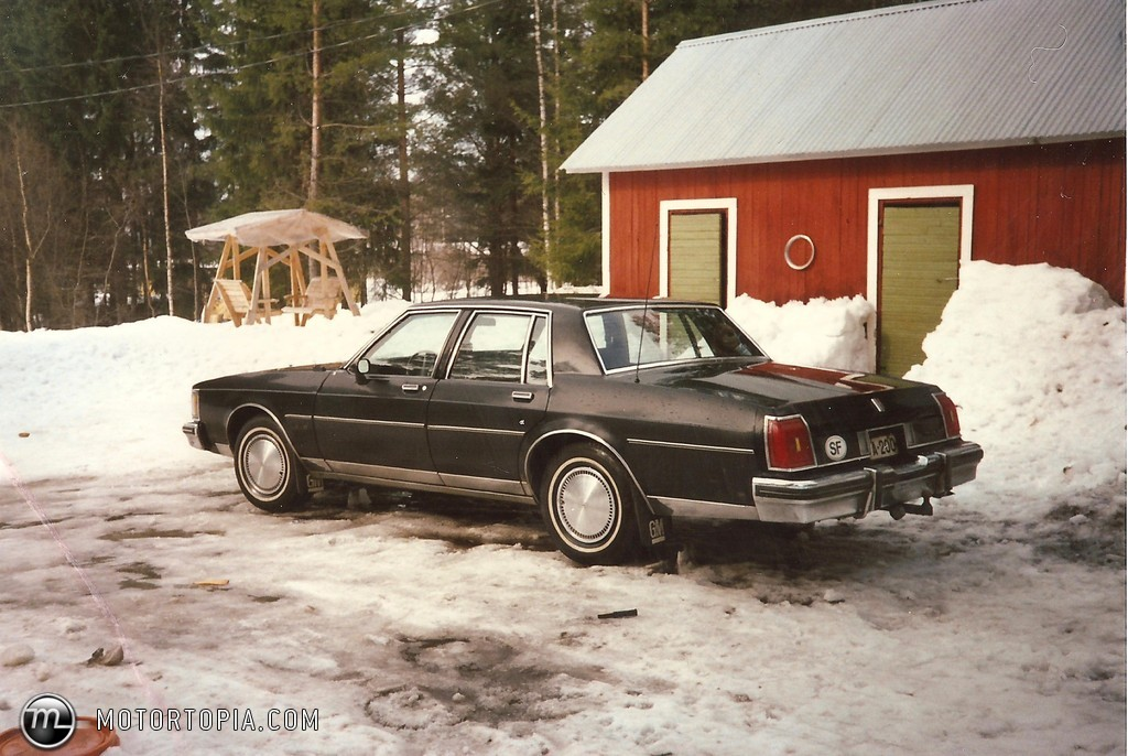 1980 Oldsmobile Delta 88 Information and photos MOMENTcar1980 Oldsmobile Delta 88