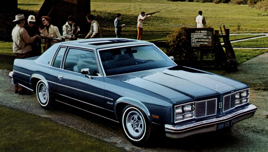 Oldsmobile Delta on 1988 Oldsmobile 98 Regency