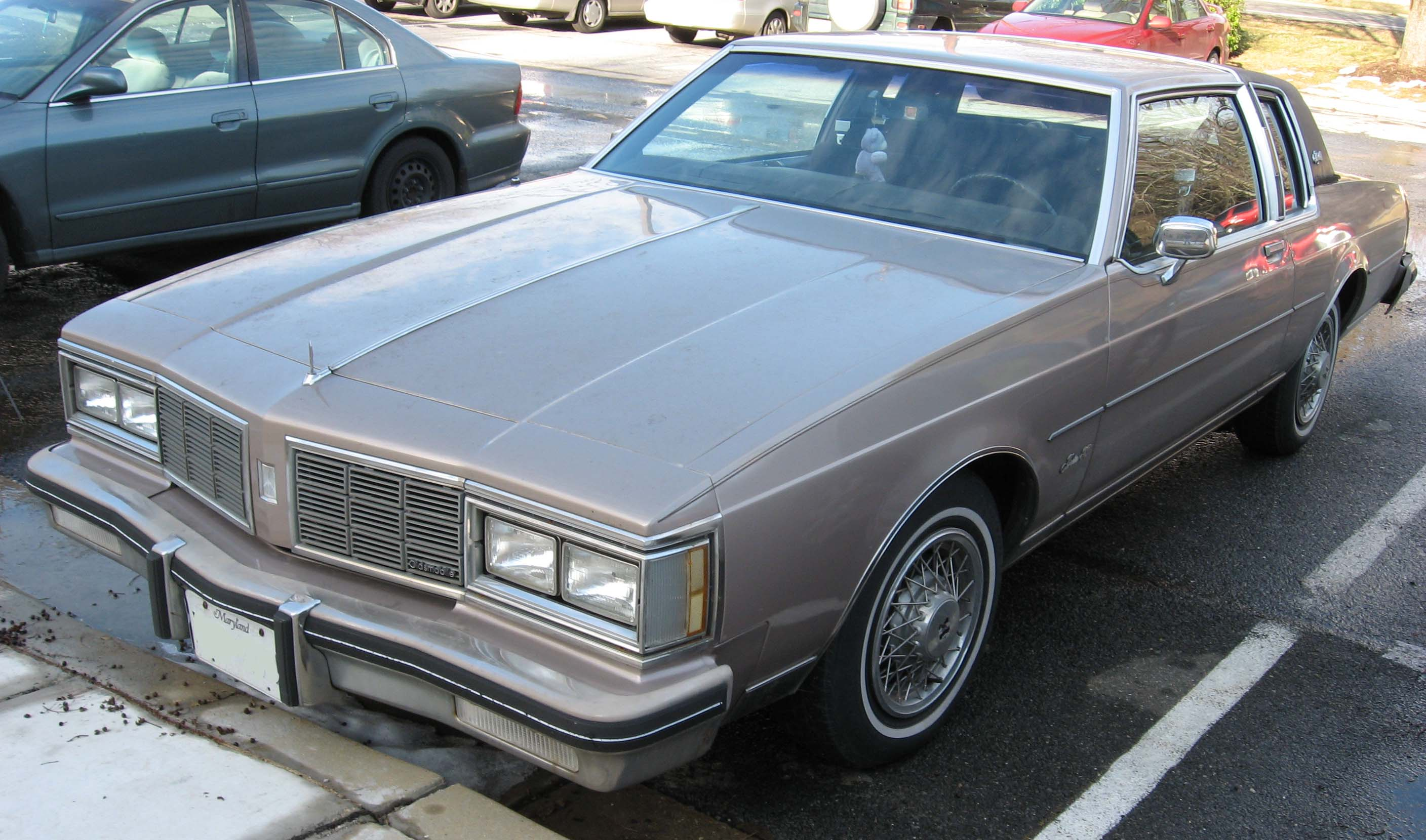 Oldsmobile Delta 88 Information And Photos Momentcar