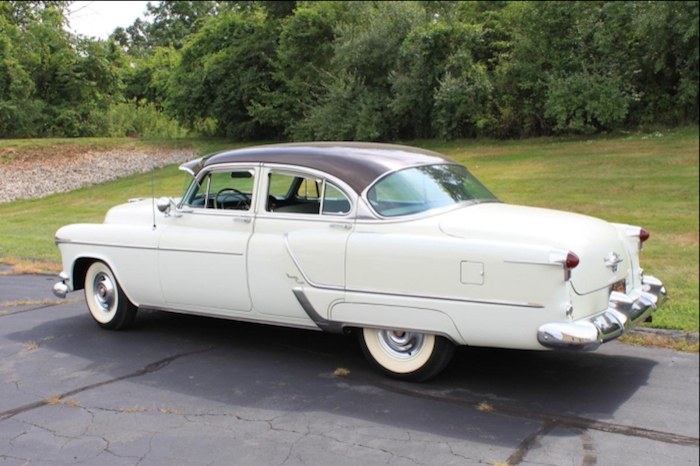 1953 Oldsmobile Deluxe 88 Information And Photos Momentcar