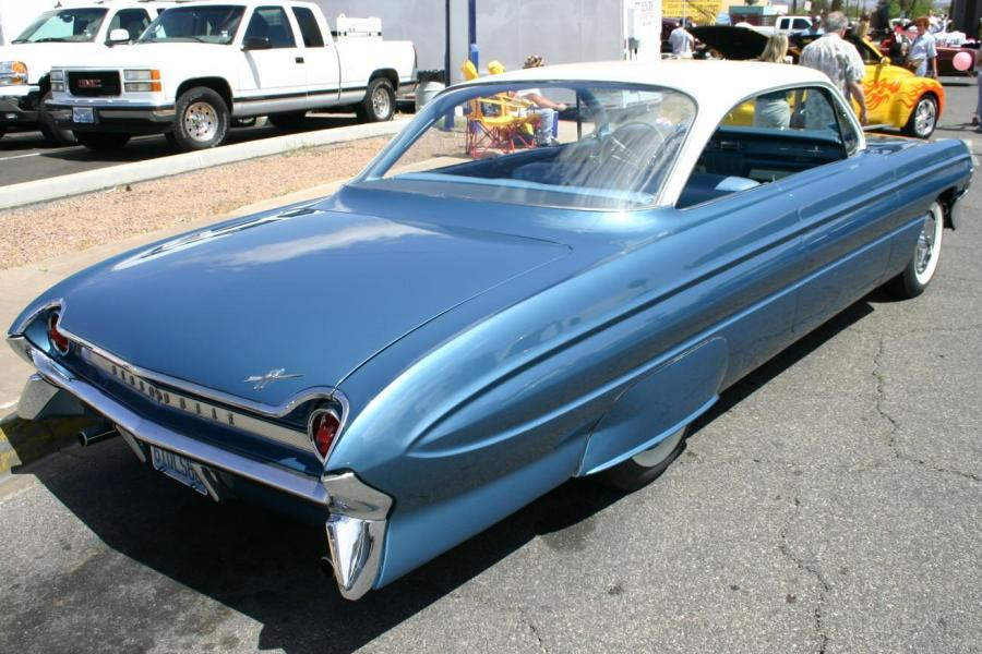 1961 Oldsmobile Dynamic 88 Information And Photos