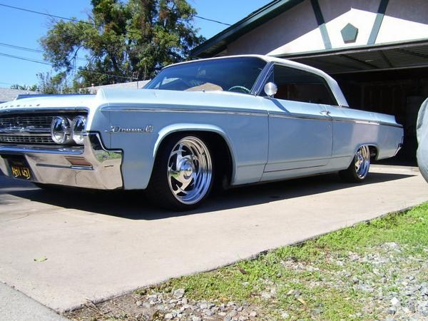 1964 Oldsmobile Dynamic 88 Information And Photos Momentcar